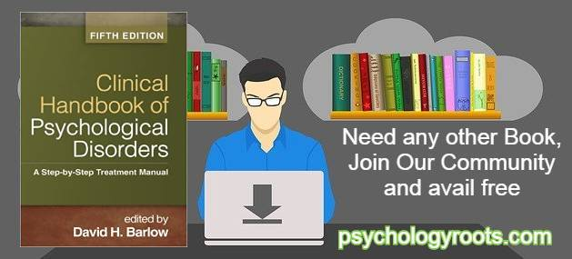 Clinical Handbook of Psychological Disorders by David H. Barlow