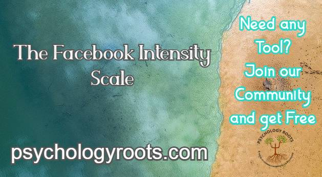 The Facebook Intensity Scale