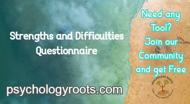 Strengths and Difficulties Questionnaire