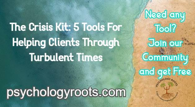 The Crisis Kit: 5 Tools For Helping Clients Through Turbulent Times