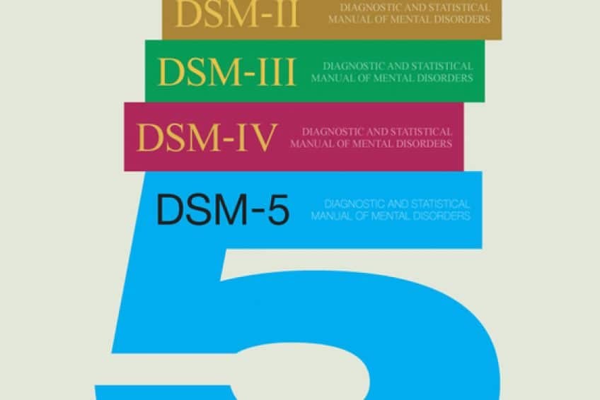 What do you know about the Diagnostic and Statistical Manual of Mental Disorders