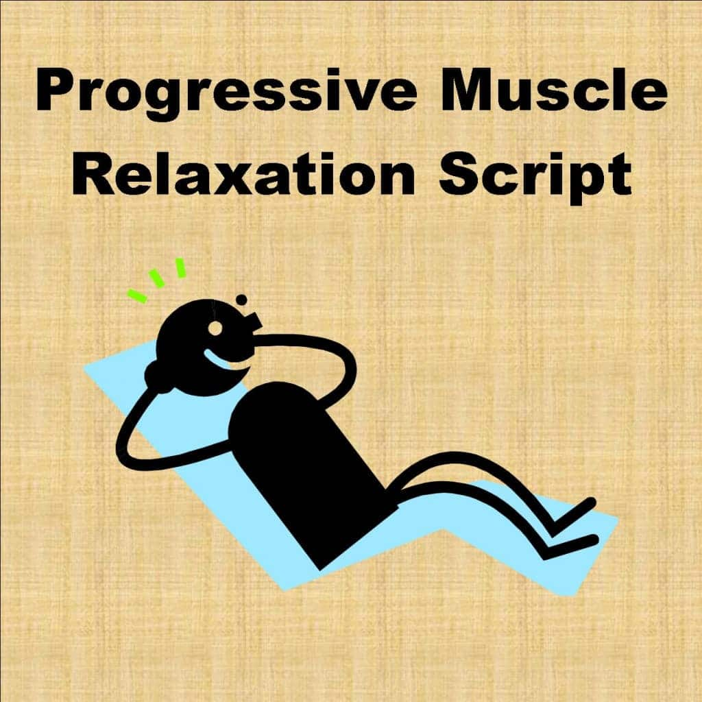 What is progressive muscle relaxation