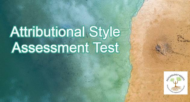 Attributional Style Assessment Test