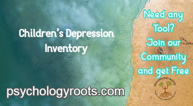 Children's Depression Inventory