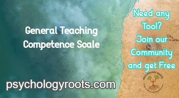 General Teaching Competence Scale