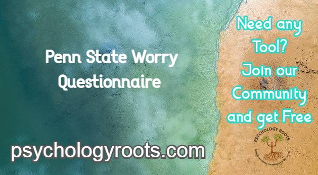 Penn State Worry Questionnaire