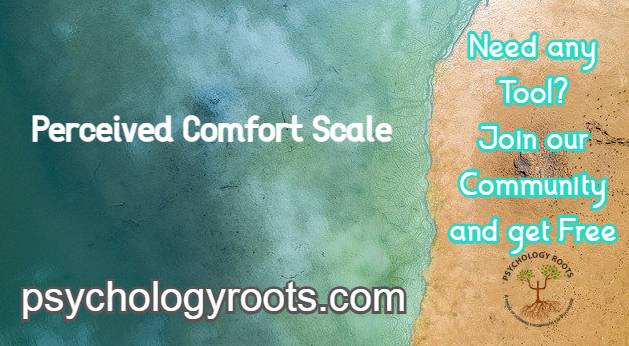 Perceived Comfort Scale