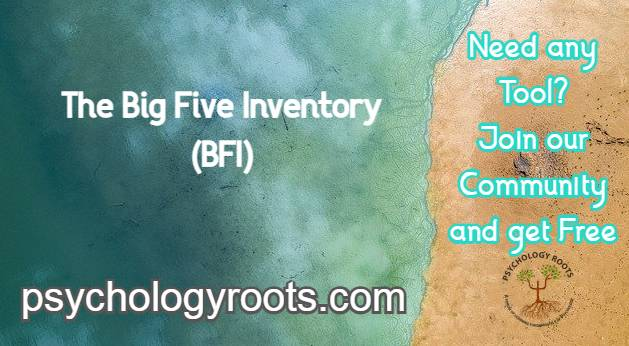 The Big Five Inventory (BFI)