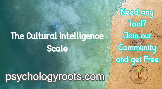 The Cultural Intelligence Scale
