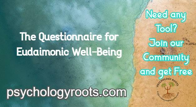 The Questionnaire for Eudaimonic Well-Being
