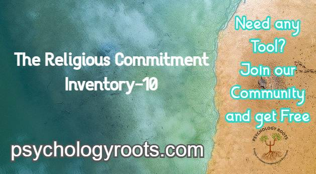 The Religious Commitment Inventory-10