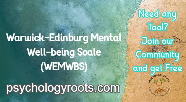 Warwick-Edinburg Mental Well-being Scale (WEMWBS)