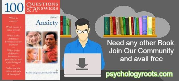 100 Questions & Answers About Anxiety by Chap Attwell