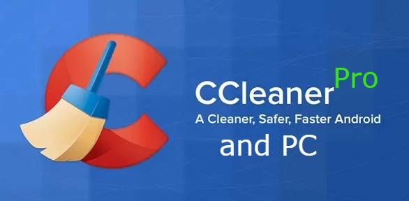 CCleaner Professional Software for PC and Android