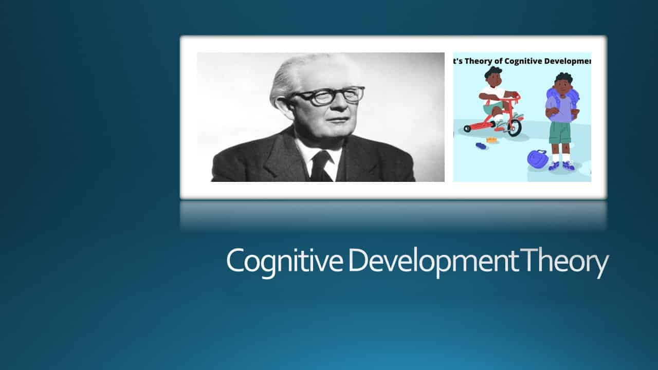 Cognitive Development Theory - Jean Piaget