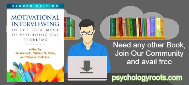 Motivational Interviewing in the Treatment of Psychological Problems by Hal Arkowitz