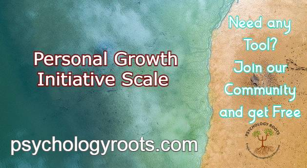 Personal Growth Initiative Scale