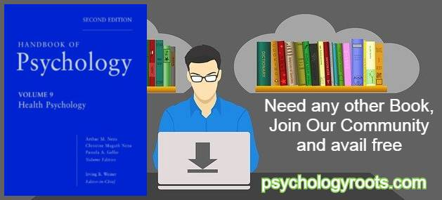 Health Psychology by Irving B. Weiner