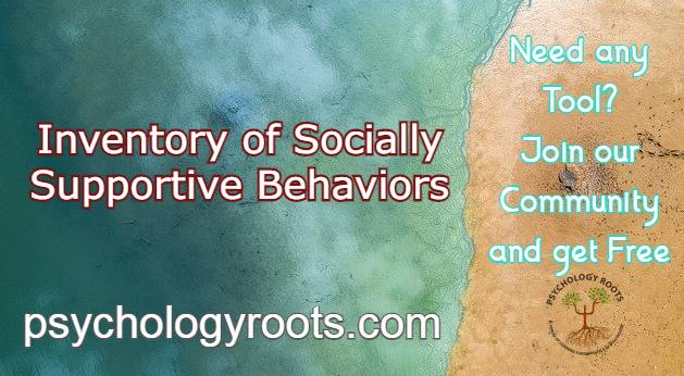 Inventory of Socially Supportive Behaviors