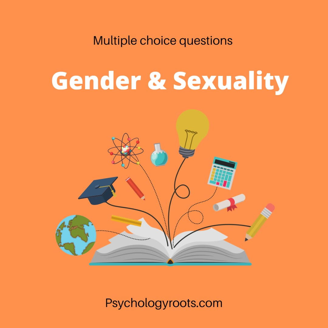 MCQs on Gender and Sexuality