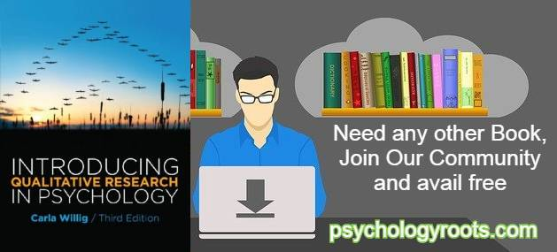 Introducing Qualitative Research in Psychology by Carla Willig