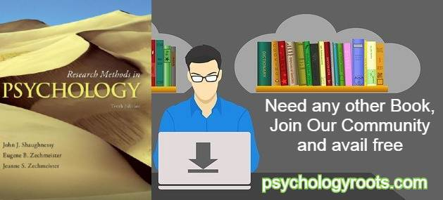 Research Methods In Psychology by John J. Shaughnessy