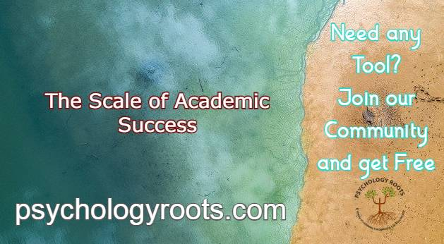 The Scale of Academic Success