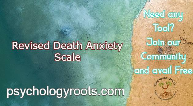 Revised Death Anxiety Scale