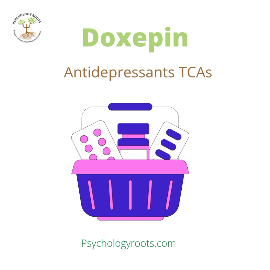 Doxepin - Usages, Side effects, Risk factors, Precautions