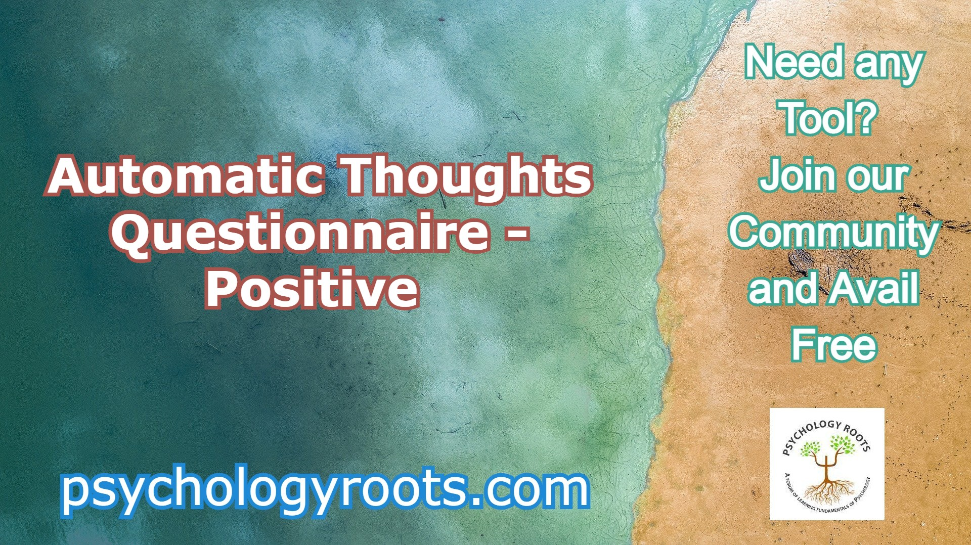 Automatic Thoughts Questionnaire - Positive