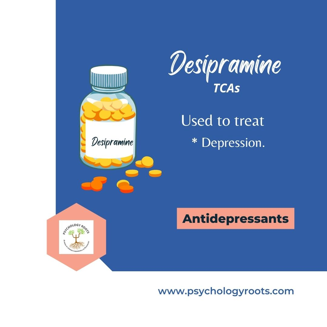 Desipramine - Usages, Side effects, Risk factors, Precautions