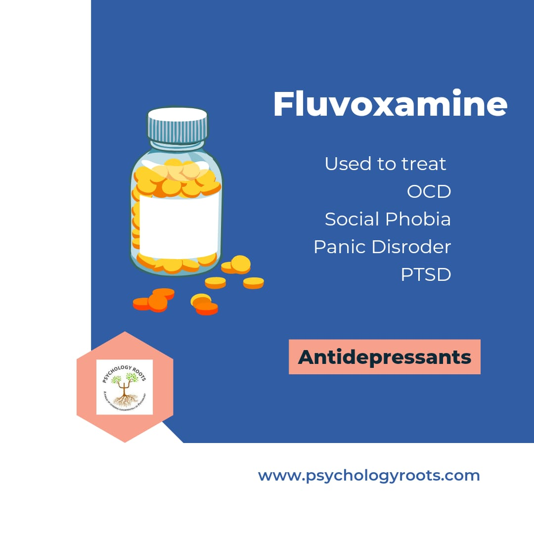 Fluvoxamine - Usages, Side effects, Risk factors, Precautions