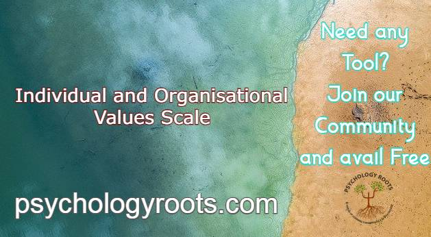 Individual and Organisational Values Scale