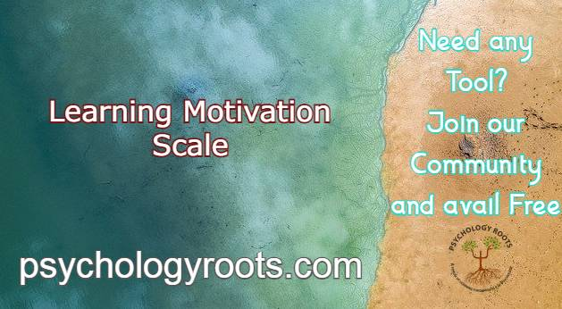 Learning Motivation Scale