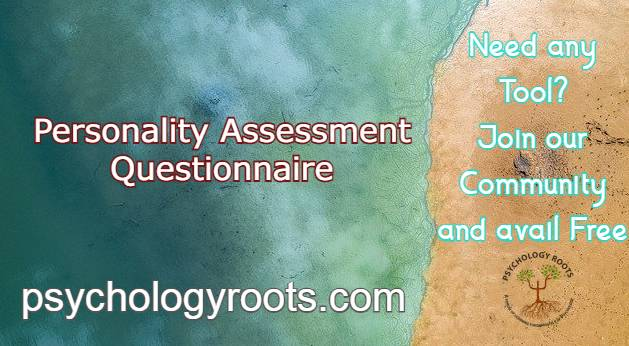 Personality Assessment Questionnaire