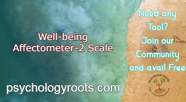 Well-being Affectometer-2 Scale