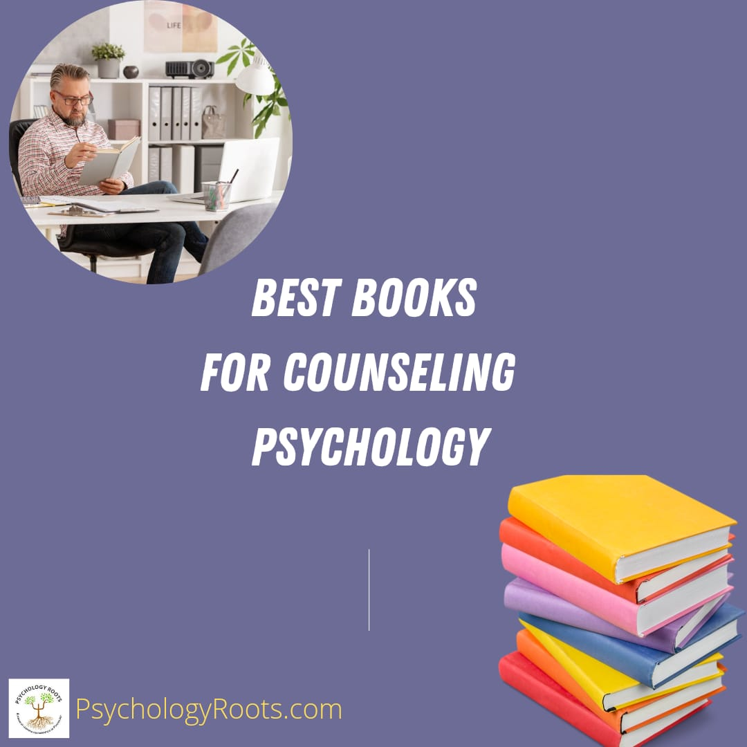 Best Books for Counseling Psychology