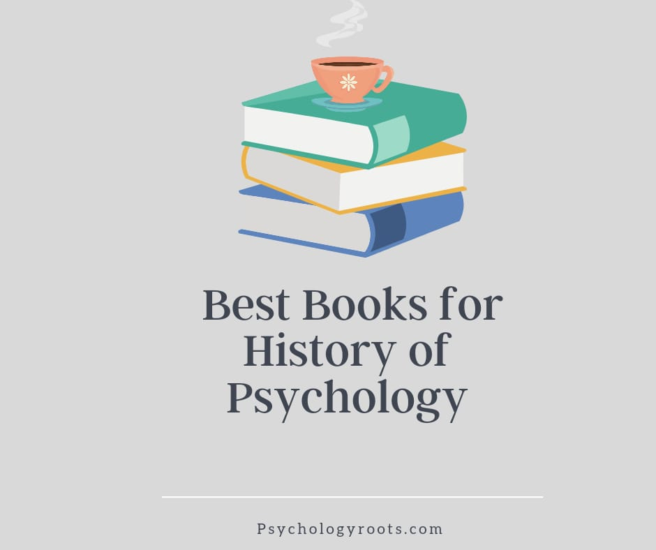 Best Books for History of Psychology