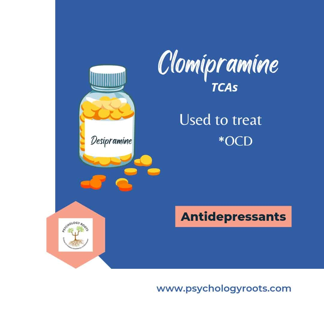 Clomipramine - Usages, Side effects, Risk factors, Precautions