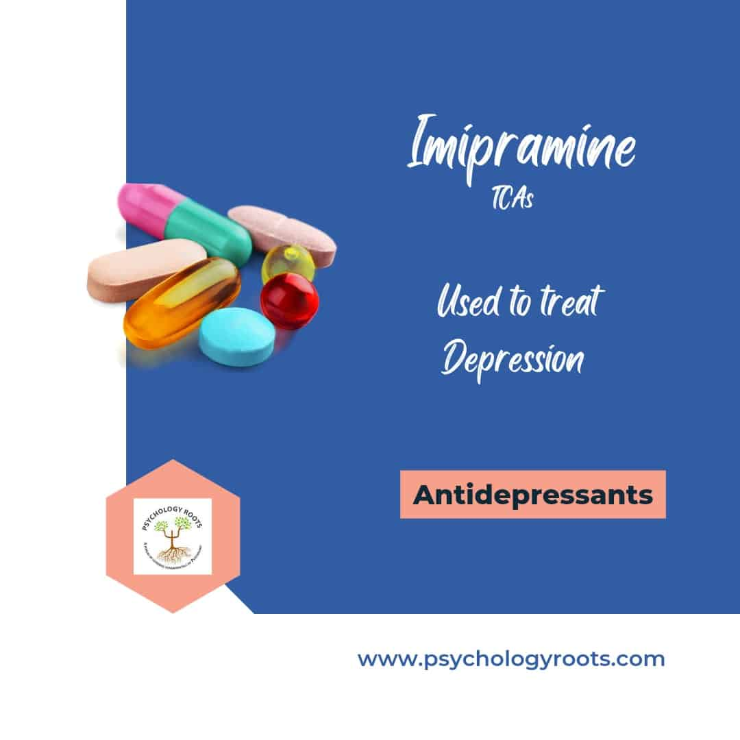 Imipramine - Usages, Side effects, Risk factors, Precautions