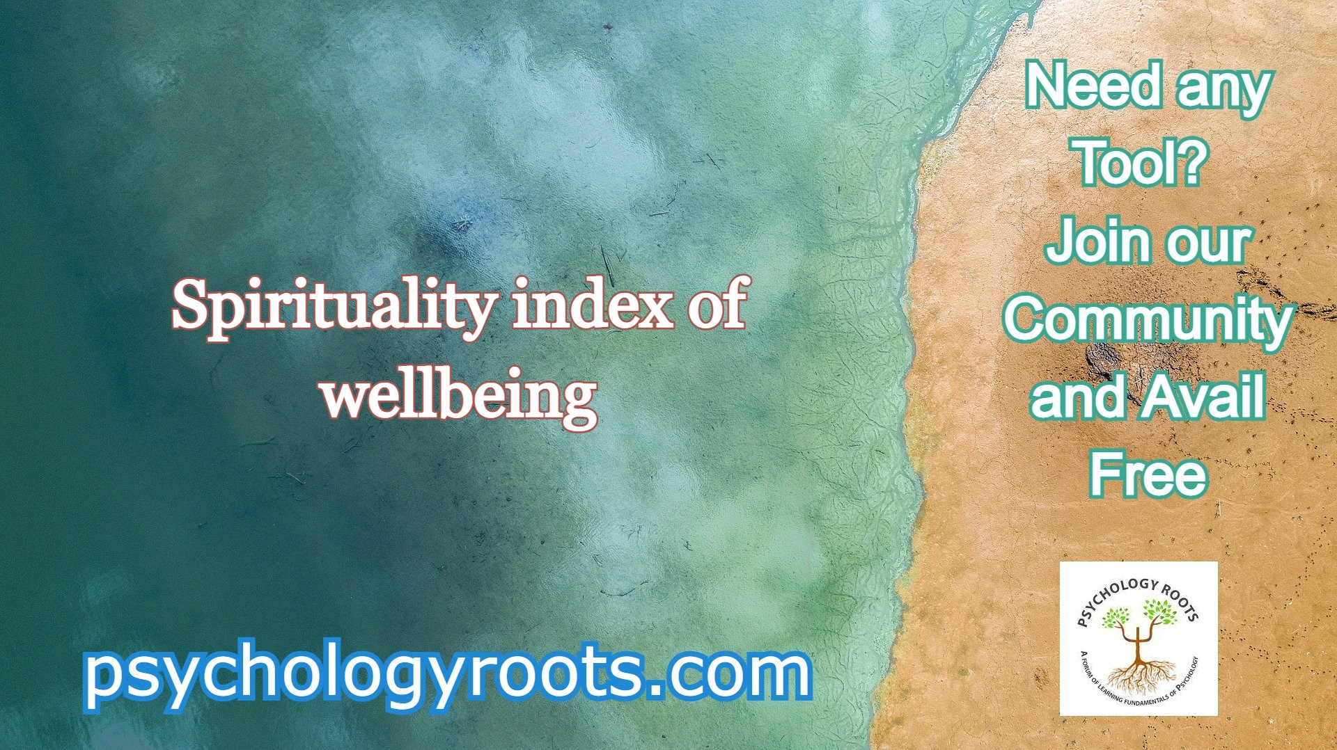 Spirituality index of wellbeing