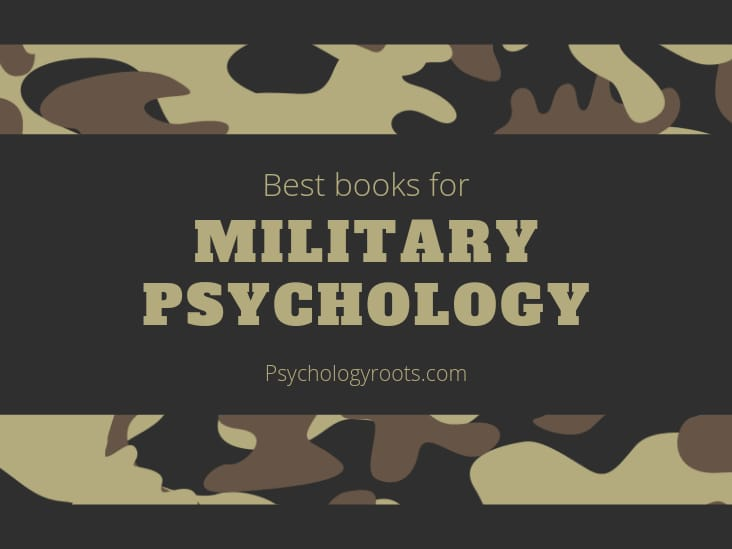 Best Books for Military Psychology